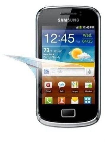 Skinzone Protection film display ScreenShield for the Samsung Galaxy S3 - Screen protector