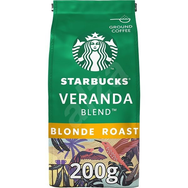 Starbucks Veranda Blend, ground coffee, 200g - Coffee
