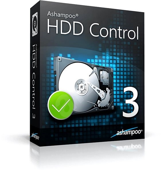 Ashampoo HDD Control 3 (Electronic License) - Software for PC maintenance