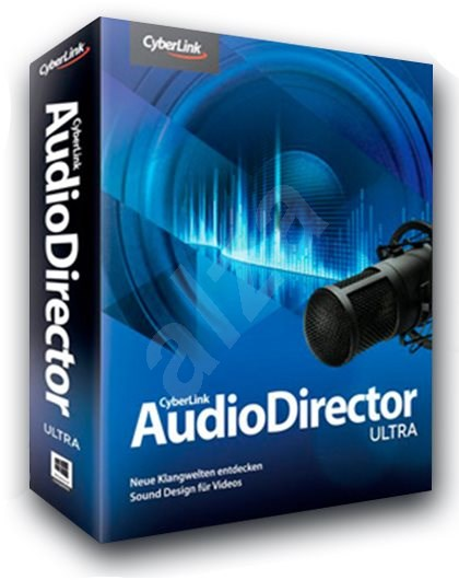 Cyberlink AudioDirector Ultra (Electronic License) - Electronic license
