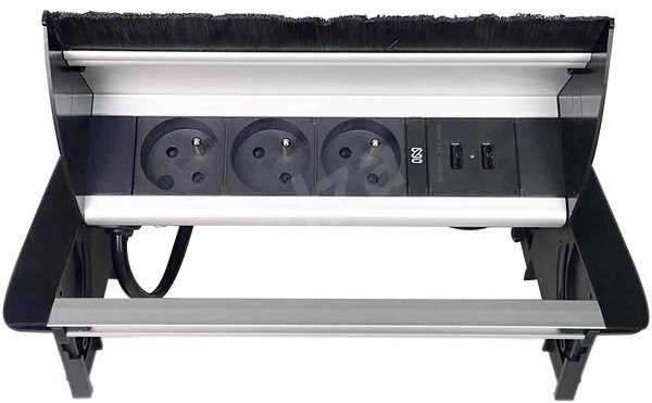 IN Bar 553022 - Surge Protection Socket Strip