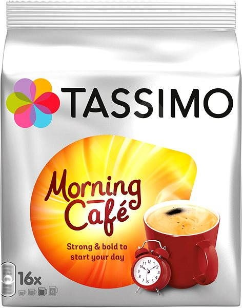 TASSIMO Morning Café 16 pods - Coffee Capsules