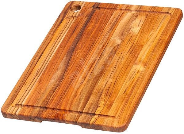 TEAK HAUS 514 Cutting board rectangular 41 x 30 x 2cm - Chopping Board