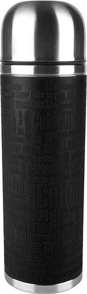 Tefal thermos flask 1.0l SENATOR black stainless steel - Thermos