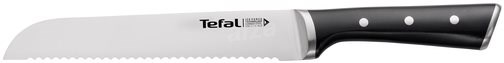 TEFAL ICE FORCE Stainless-Steel Knife for Bread 20cm - Knife
