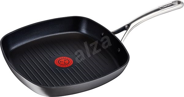 TEFAL Grill Pan 28x28cm RESERVED COLLECT - Grilling Pan
