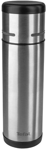 Tefal Thermos flask 0.5l MOBILITY black/stainless steel - Thermos