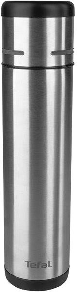 Tefal Thermos flask 1.0l MOBILITY black/stainless steel - Thermos