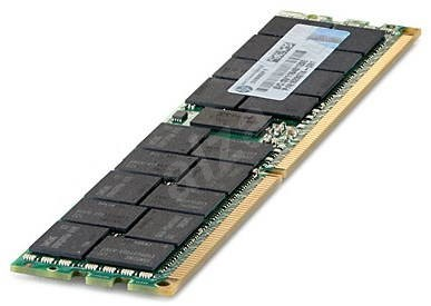 HPE 16GB DDR3 1600MHz ECC Registered Dual Rank x4 Low Voltage Refurbished - Server Memory