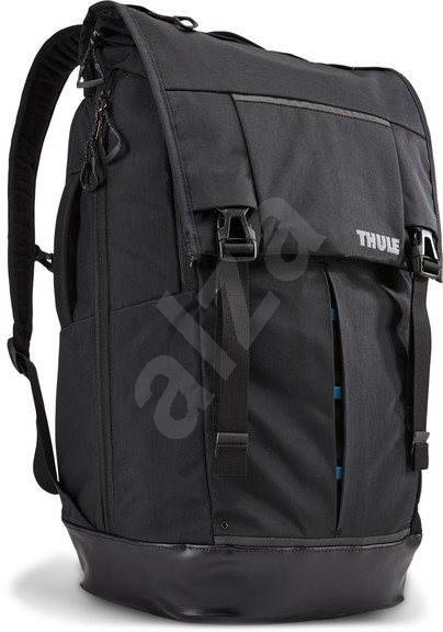 Thule Paramount TFDP115 black with flap - Laptop Backpack