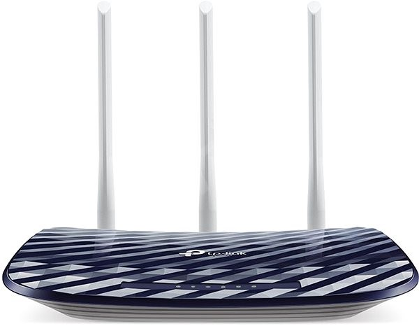 TP-LINK Archer C20 AC750 Dual Band v4 - WiFi Router