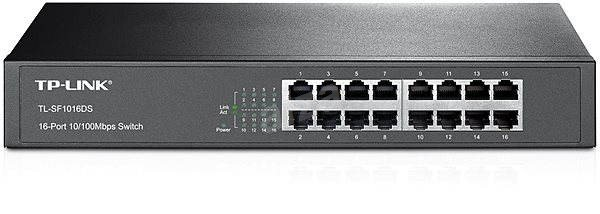 TP-LINK TL-SF1016DS - Switch