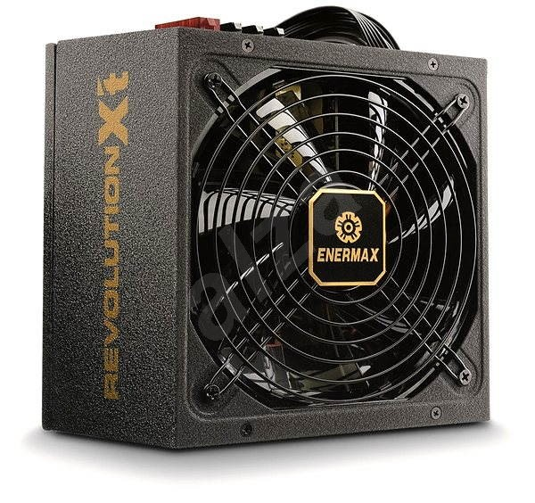 Enermax Revolution 530W Gold X't  - PC Power Supply