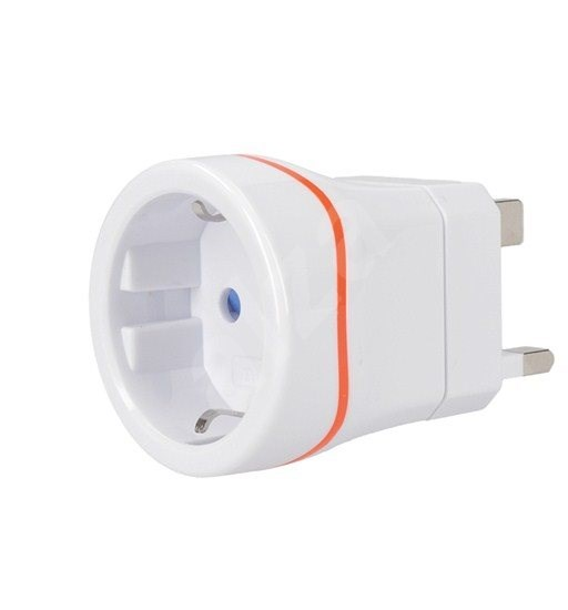 Solight PA01-UK - Travel Power Adapter
