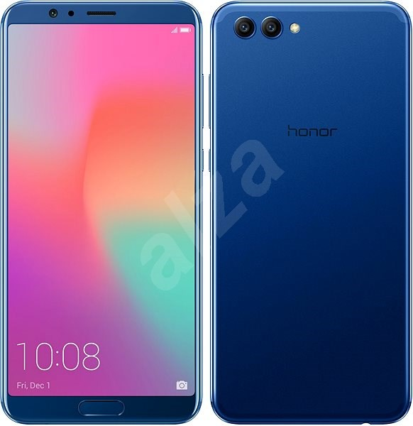 Honor View 10 Navy Blue - Mobile Phone