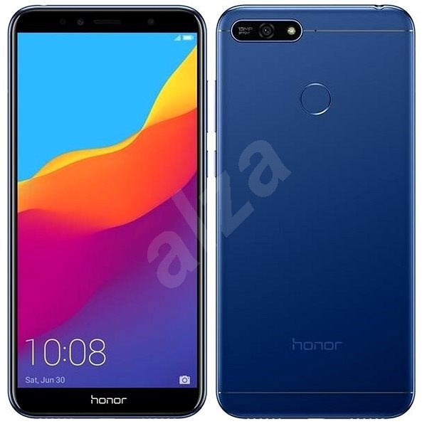 Honor 7A 32GB Blue - Mobile Phone