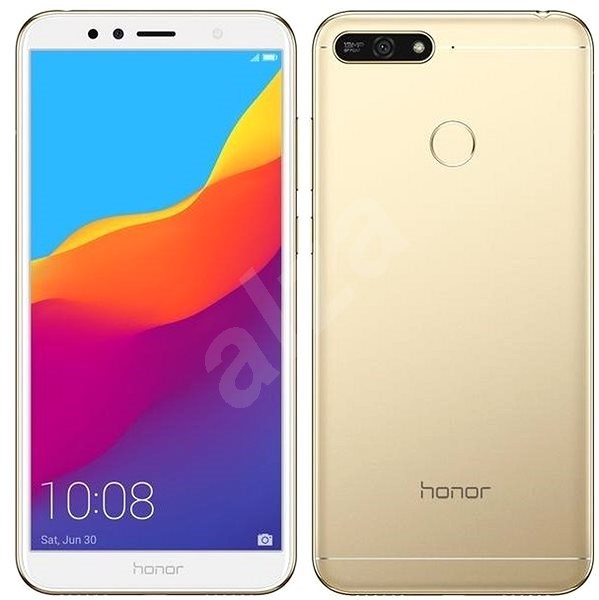 Honor 7A 32GB Gold - Mobile Phone