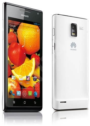 HUAWEI Ascend P1 (White) - Mobile Phone | Alzashop com