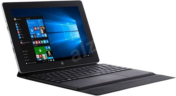 VisionBook 10Wi-S 64GB + Removable Keyboard CZ/SK/US layout - Tablet PC