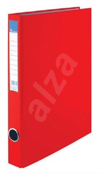 VICTORIA A4 35mm - Red - Ring Binder