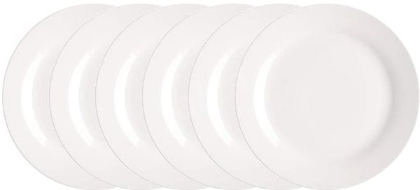 BANQUET Shallow Plate 26.5cm A02416 - Set of plates