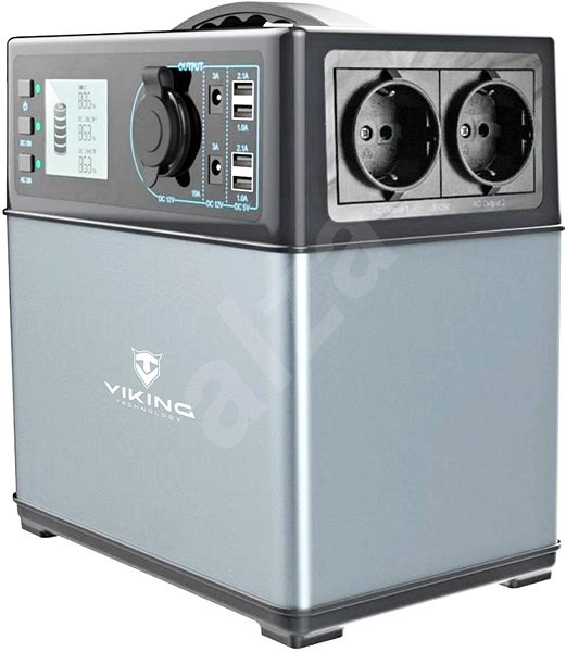 Viking Bravo 400W - Charging Station