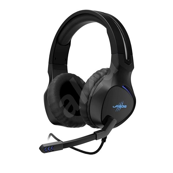 Hama uRage SoundZ 400 Black - Gaming Headset