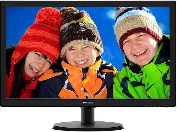 "21.5"" Philips 223V5LHSB2 - LCD Monitor"