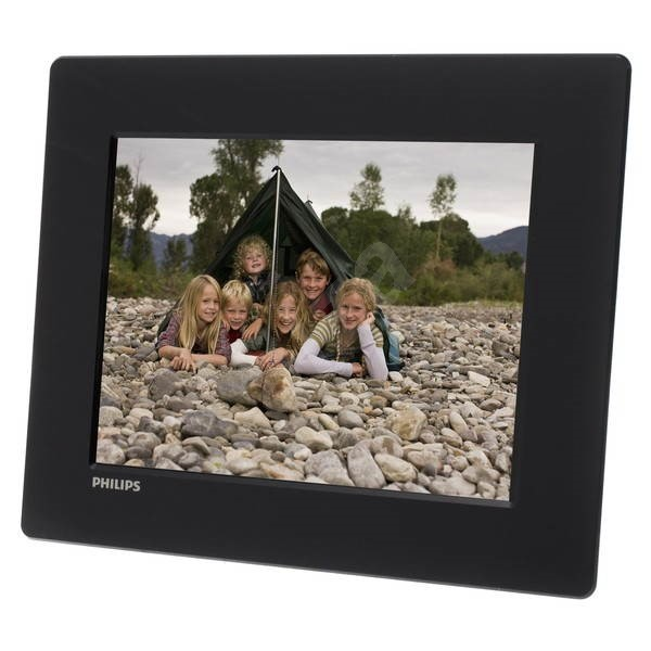 8 Lcd Philips Spf1208 Black Photo Frame Alzashopcom