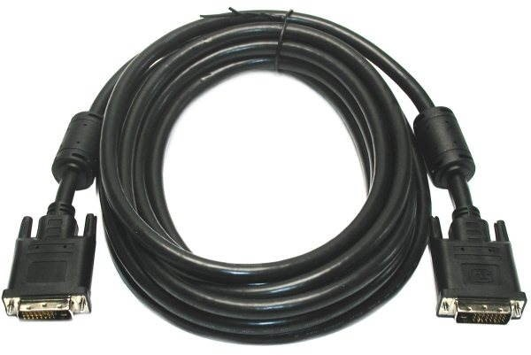ROLINE connection DVI-D for LCD, 2m - Video Cable