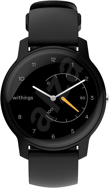 Withings Move - Black/Yellow - Smartwatch
