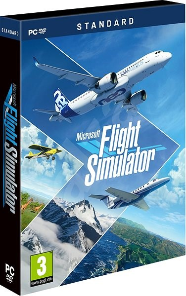 Microsoft Flight Simulator - PC Game