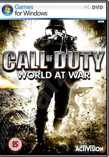 Call Of Duty: World At War - PC Game