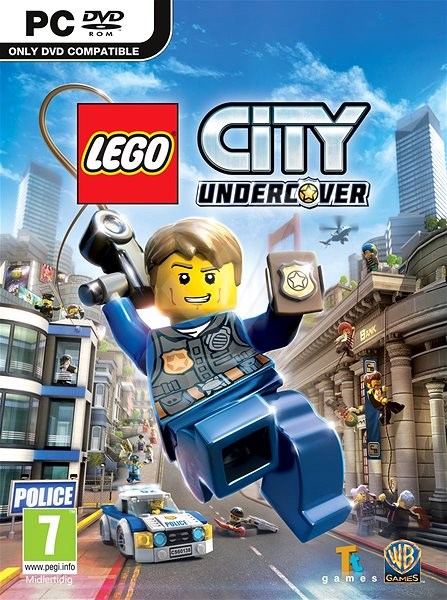 LEGO City: Undercover - PC Game