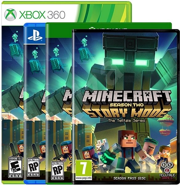 Minecraft Story Mode Season 2 Pc Game Alzashop Com