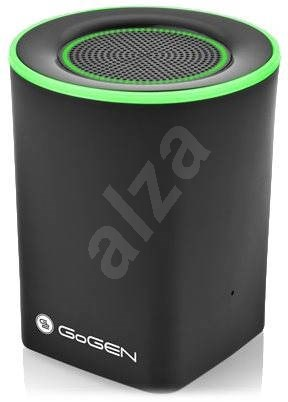 Gogen BS 074B Black - Bluetooth speaker