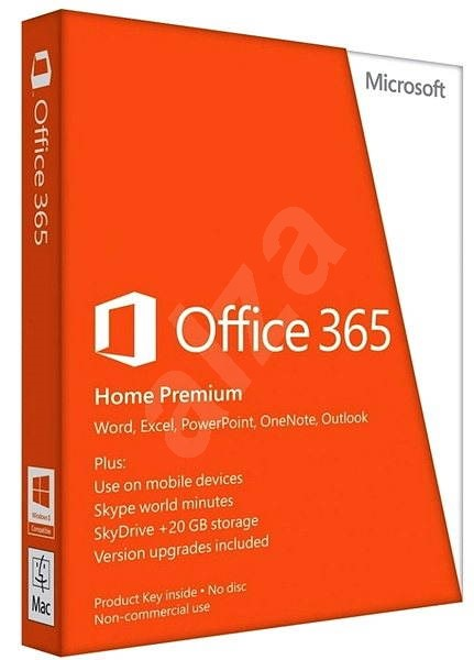 Microsoft Office 365 Home Premium Eng Office Pack Alzashopcom