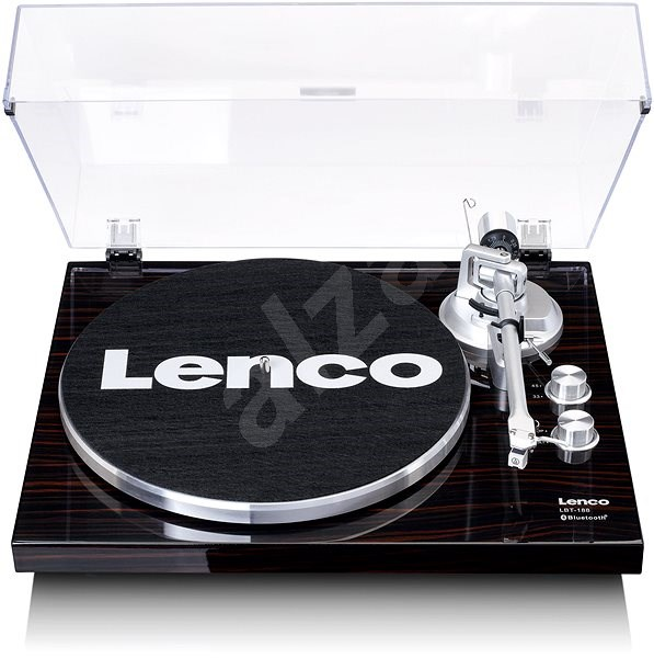Lenco LBT-188 Dark Brown - Turntable