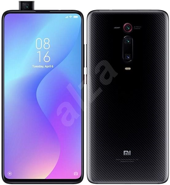 Xiaomi MI 9T LTE 64GB black - Mobile Phone