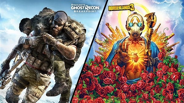 AMD Radeon VEGA Raise the Game Bundle  - Borderlands 3, Tom Clancy's Ghost Recon: Breakpoint - PC Game
