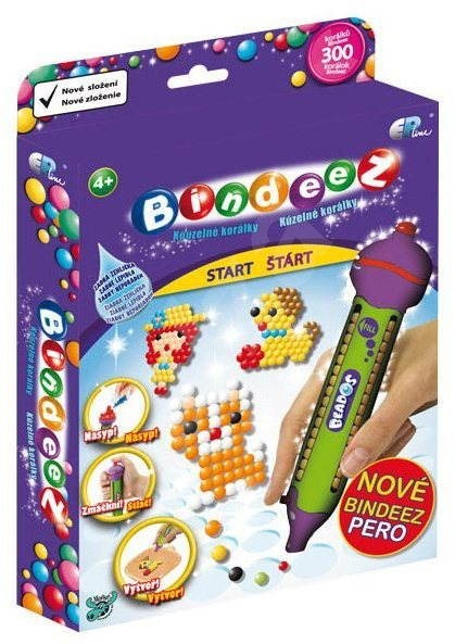 Bindeez Starter set  - Creative Kit