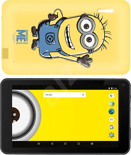 eSTAR Beauty HD 7 WiFi Minions - Tablet