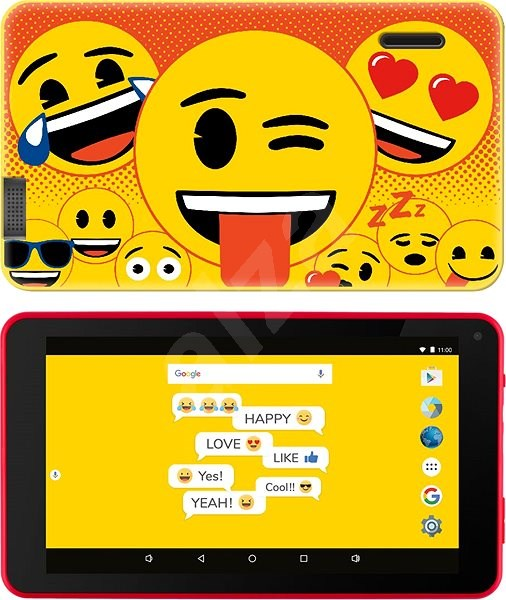 eSTAR Beauty HD 7 WiFi Emoji2 - Tablet