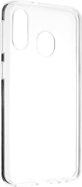 FIXED for Samsung Galaxy A40 clear - Mobile Case