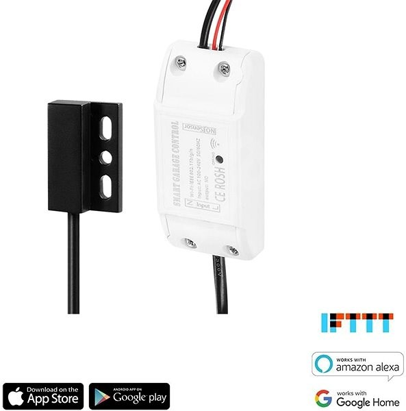 iQ-Tech SmartLife SB003, WiFi Relay for Garage Doors and Gates
