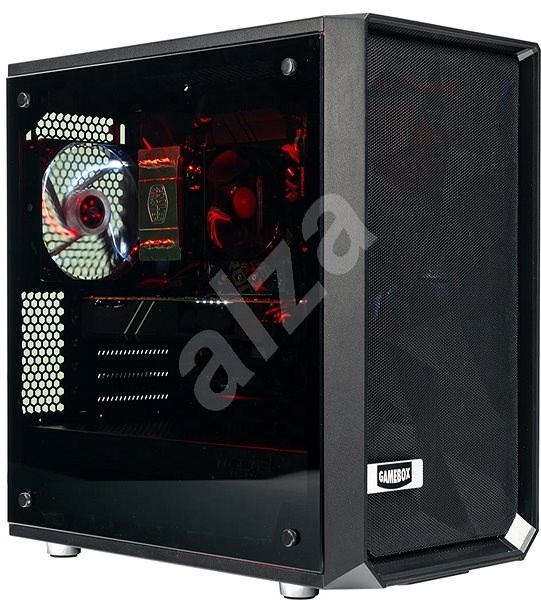 Alza GameBox GTX1660 Lite - Gaming PC