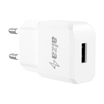 AlzaPower Smart Charger 2.1A White - Charger