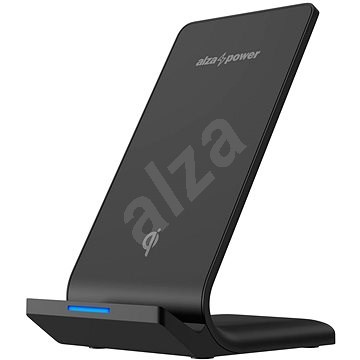 AlzaPower WF210 Wireless Fast Charger Black - Wireless Charger