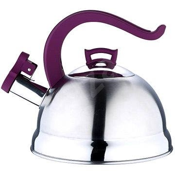 Bergner pot with lid BG-3741-AA-pur - Kettle