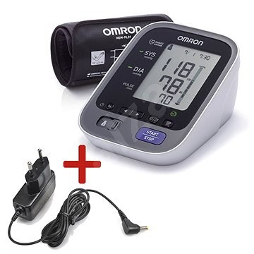 OMRON M7 Intelli IT with Android/iOS Bluetooth Connection + PSU - Pressure Monitor